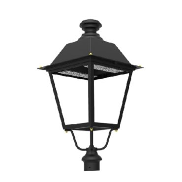 Led Post Top Lantern TP890